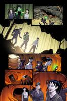 Ghostbusters International #9 page 16 by luisdelgado