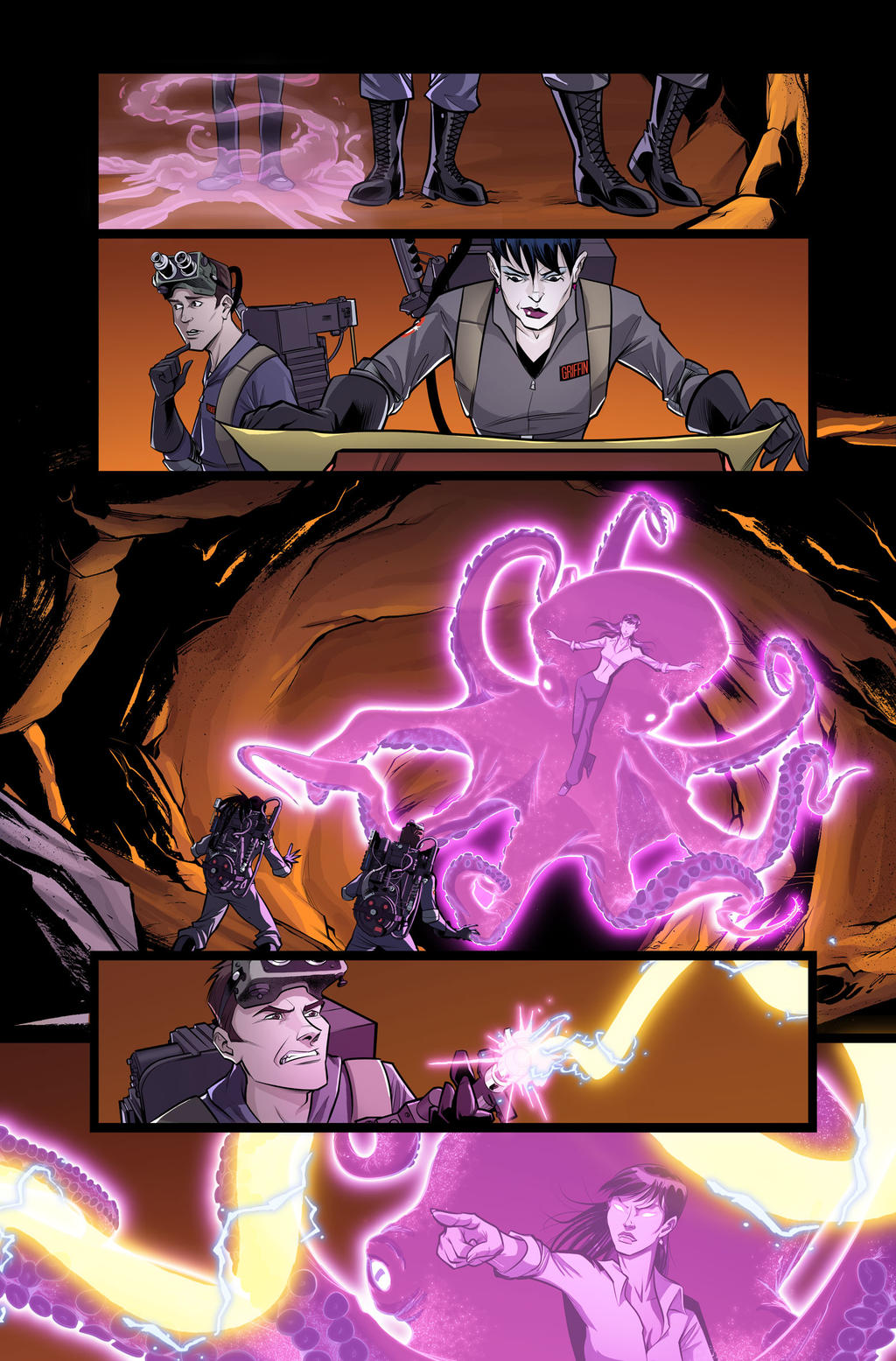 Ghostbusters International #9 page 17
