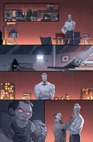 Ghostbusters International #10 page 11 by luisdelgado