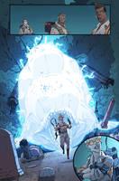 Ghostbusters 101 #5 page15 by luisdelgado