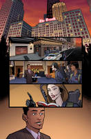 Ghostbusters Annual 2: Second City Ghostbusters by luisdelgado