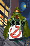 Ghostbusters Annual 3 Cover