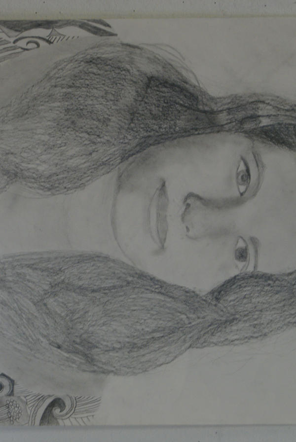 Self-Portrait-2 by Chemai
