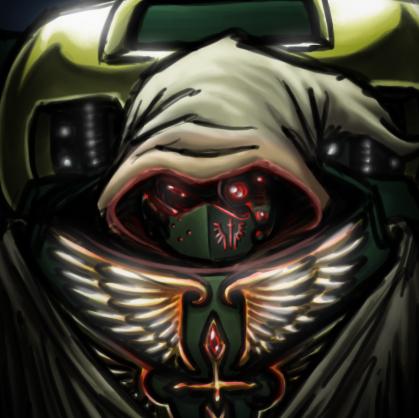[WARHAMMER 40K] Relatos do Deathwatch DarkAngel_Veteran_DarkVoltus_by_DarkVolt