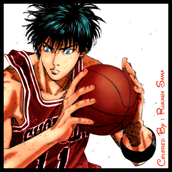 Slam Dunk Rukawa And Sakuragi: Rukawa-11 By RUKAWA-SAMA On DeviantArt