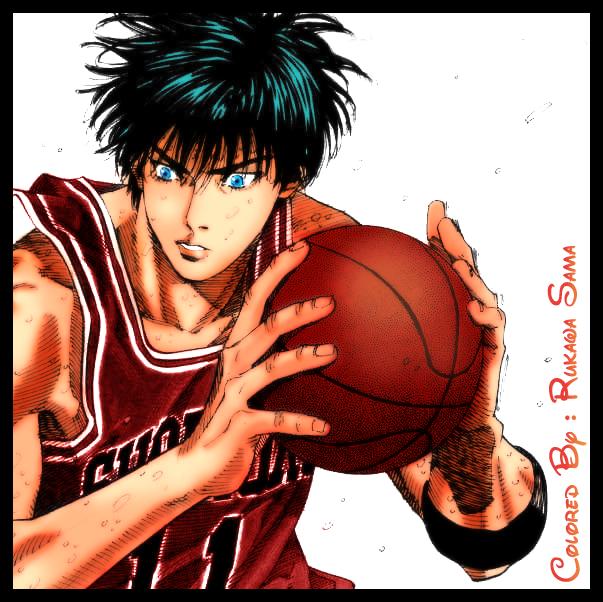 Manga Anime List Slam Dunk Interhigh: Rukawa-11 By RUKAWA-SAMA On DeviantArt