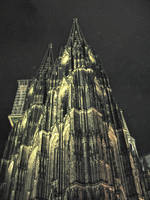 Cologne cathedral by Blyddyn