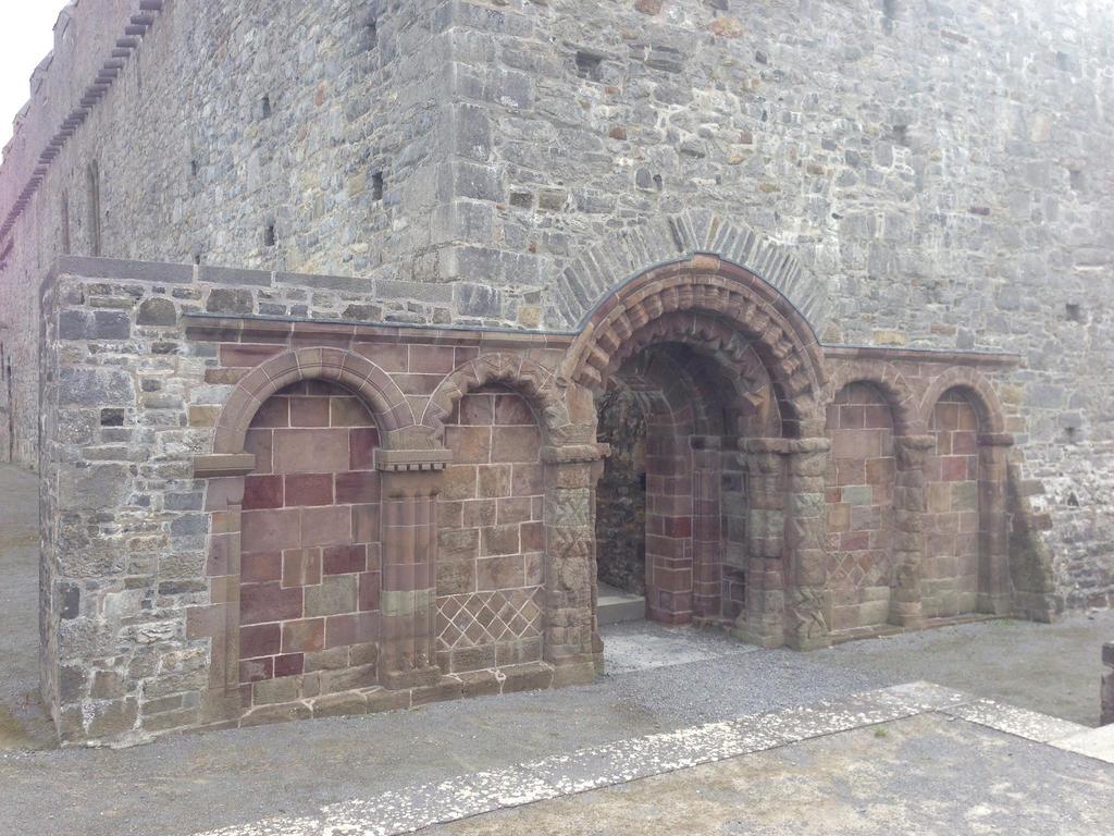 Ardfert cathedral, Co. Kerry by Blyddyn