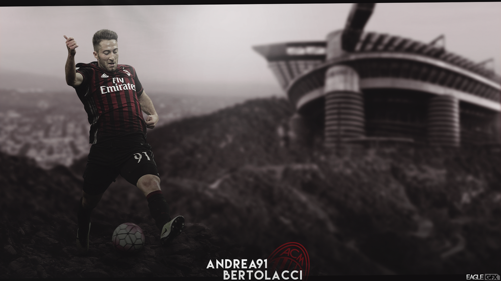 Andrea-Bertolacci 16/17 by Anis19Zed