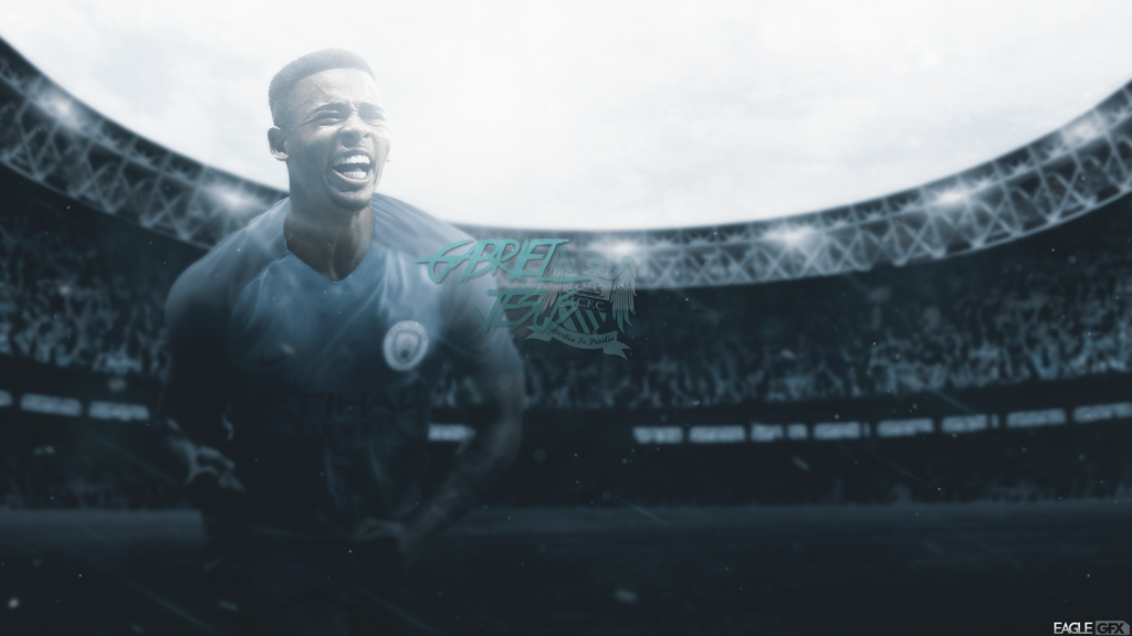Gabriel Jesus 16/17 To Manchester City by Anis19Zed