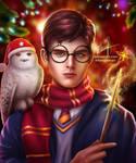 Harry Potter fan art from Harry Potter