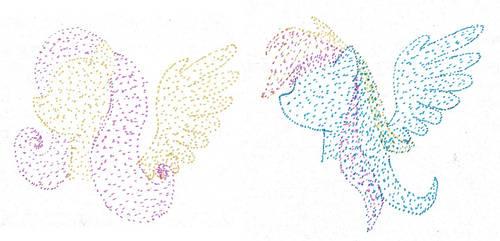 Pen-marker pegasi