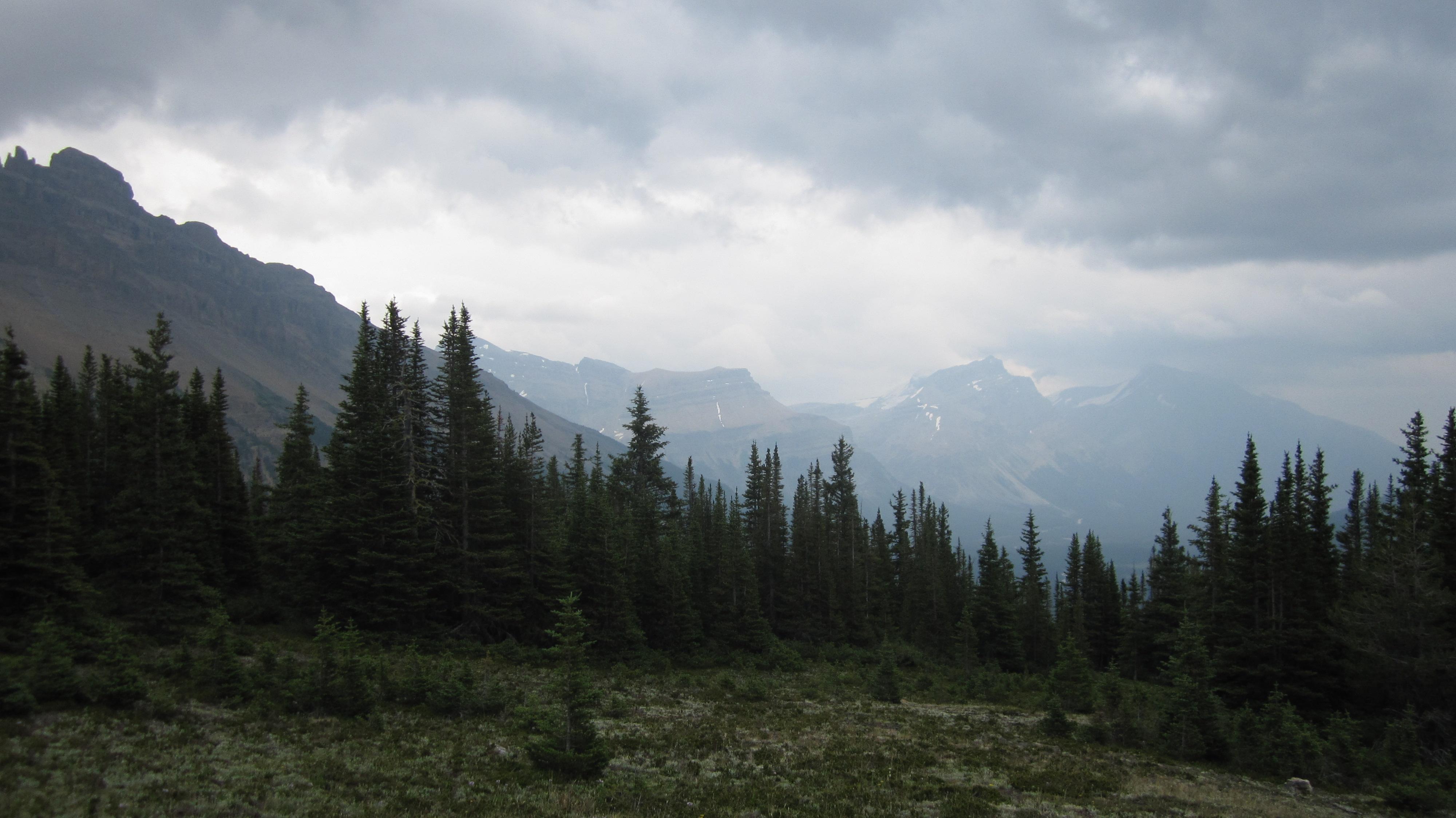 Best Wallpaper Mountain Rain - rain_clouds_in_the_mountains_by_clarkebones  Gallery_788485.jpg