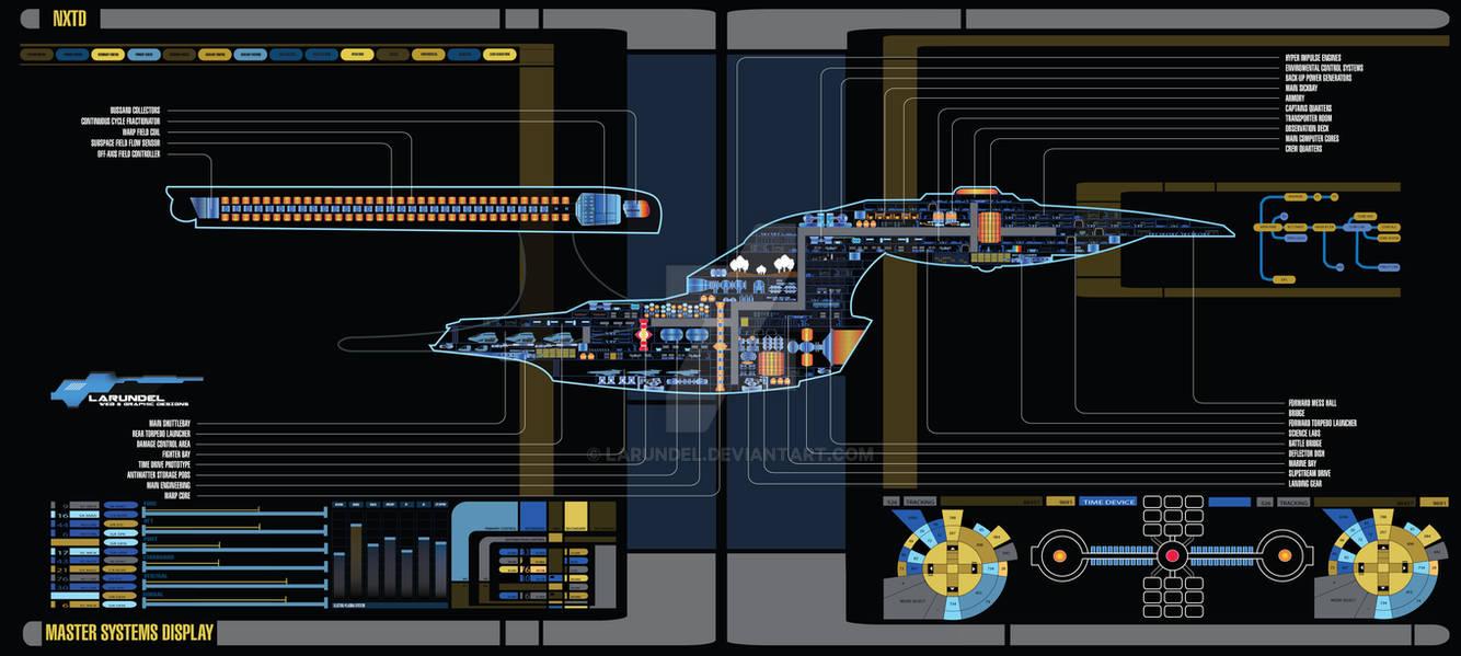 NXTD Commission by larundel