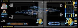 MSD Luna Class (Weapons Pod)