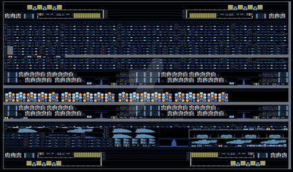 Valhalla Starbase - Outer Docking Ring