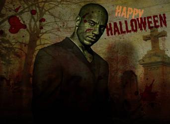 Vin Diesel Halloween by UlurNaga
