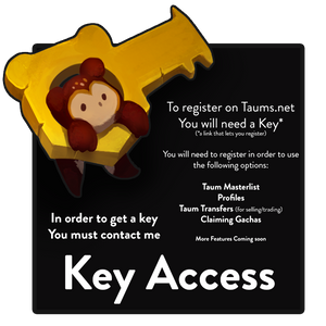 Taums.net Key Access