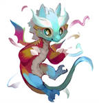 Painted Dragon