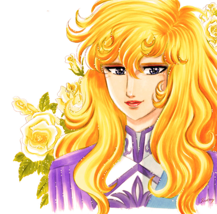 The Rose Of Versailles Episode 40: Versailles No Bara By Jouny974 On DeviantArt