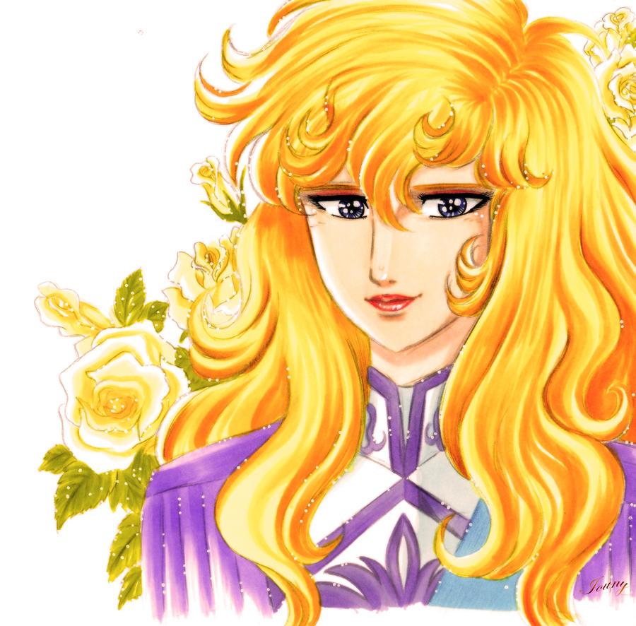The Rose Of Versailles Episode 40: Versailles No Bara By Jouny974 On DeviantArt
