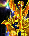 Saint Seiya Ophiucus Gold Saint