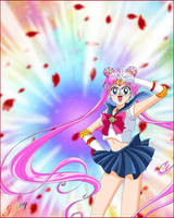 Sailor Moon by Jouny974