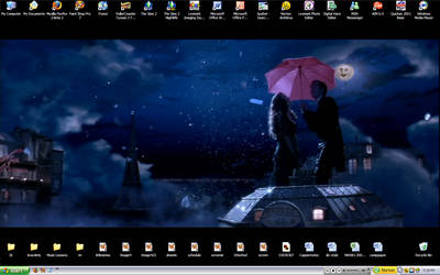 Mah Desktop by liongoalkeeper