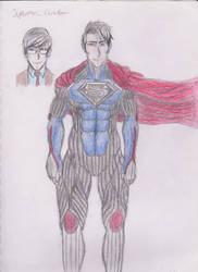 Superman / Clark Kent Redesign