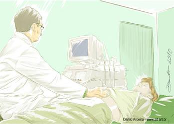 Medical Exam by daniloaroeira