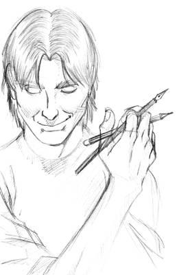 Sketch for Danilo's deviantId