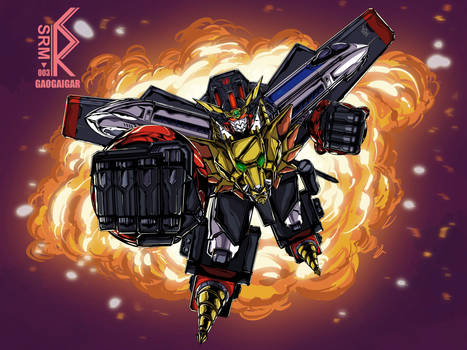 The King of Braves GAOGAIGAR! Color