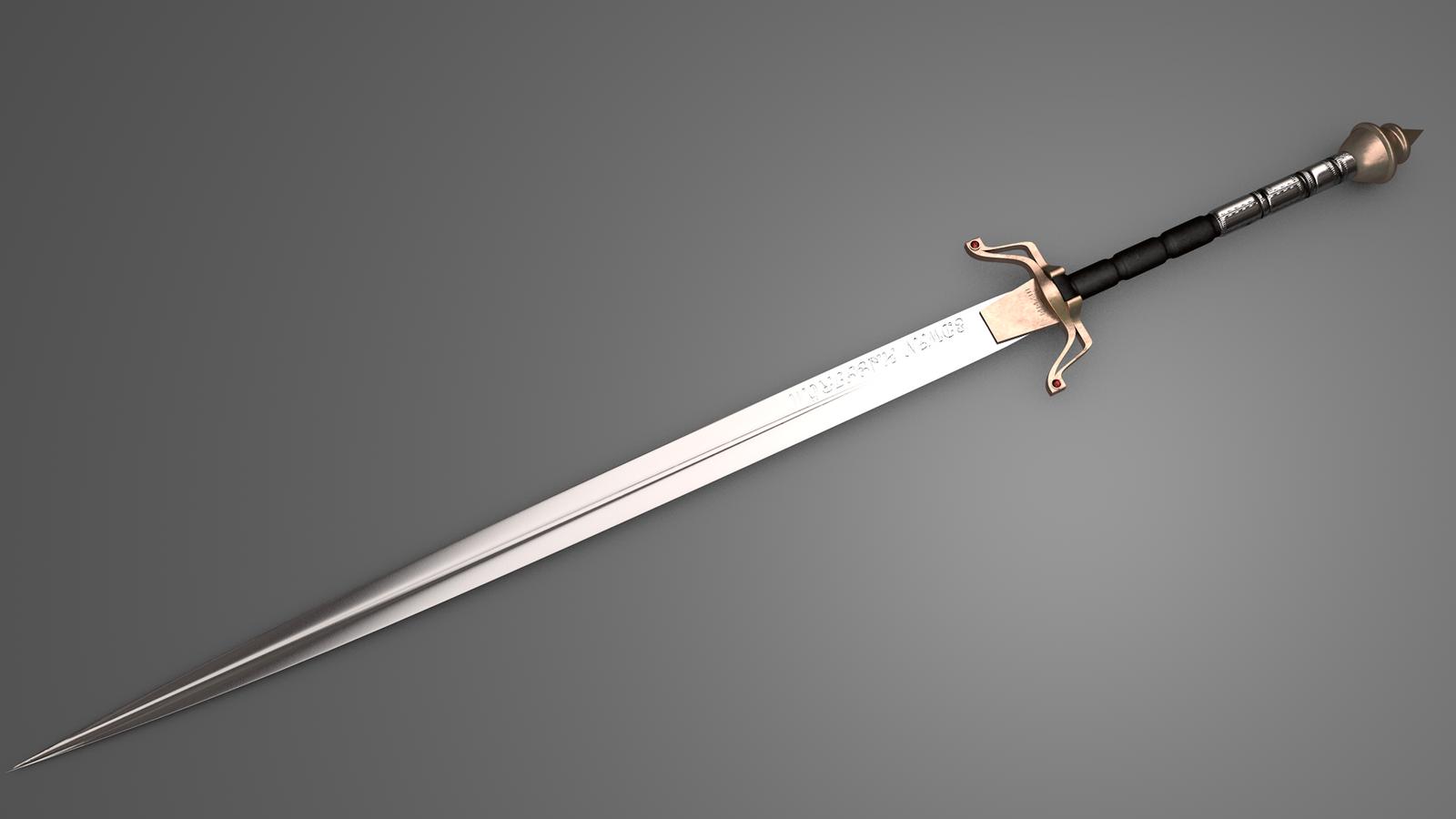 medieval sword by edvinhagstrom on deviantart