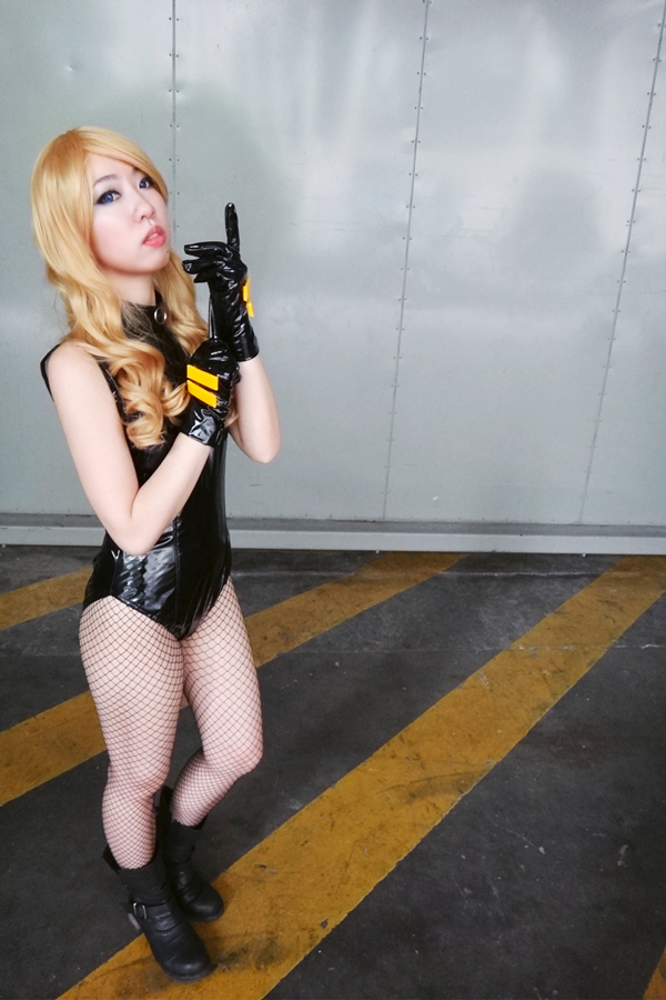 BLACK CANARY : Come At Me by mikuen-drops
