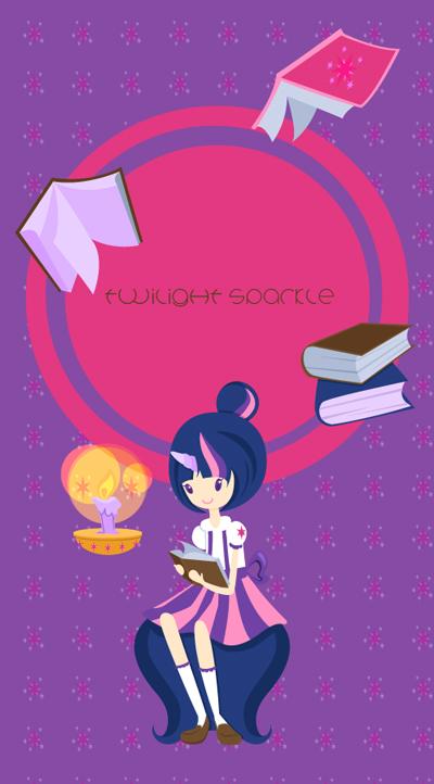 Twilight Sparkle : Wingardium Leviosa by mikuen-drops