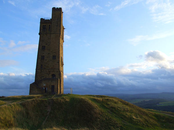 Hudd's Castle Hill