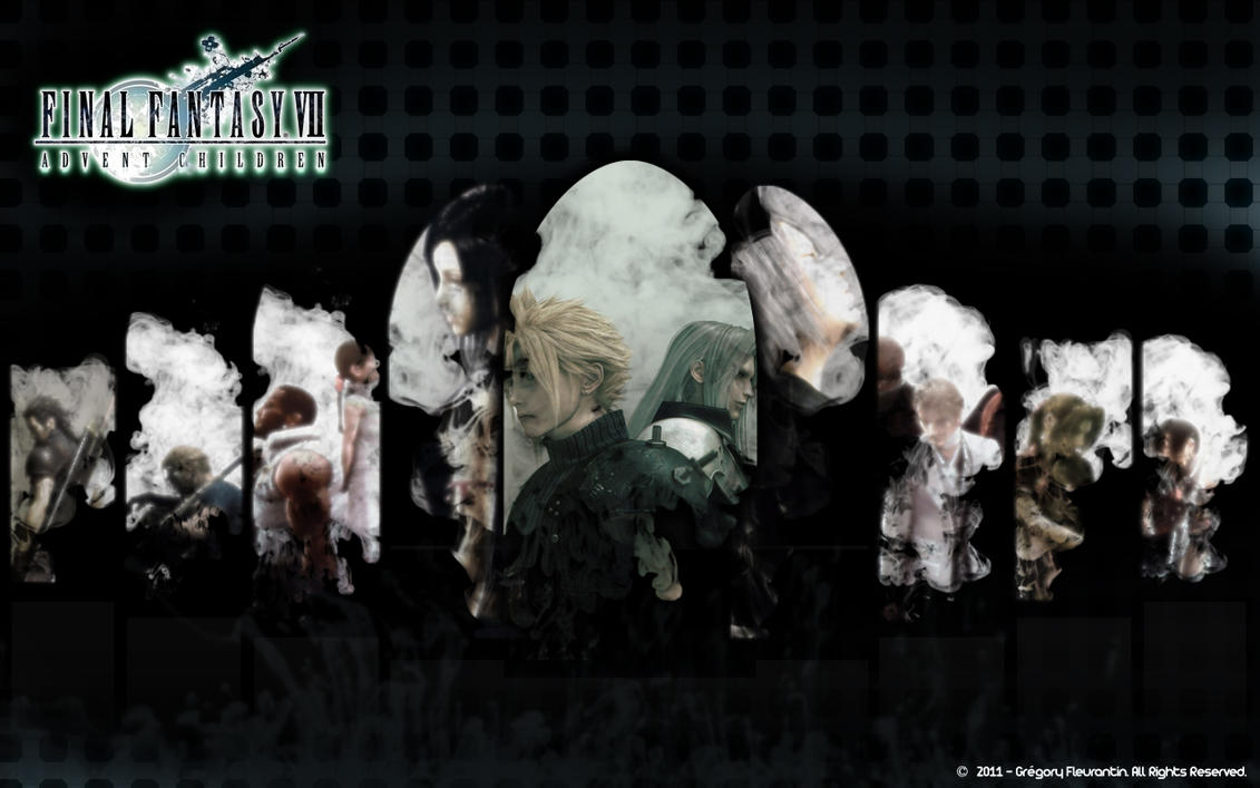 FFVII Wallpaper
