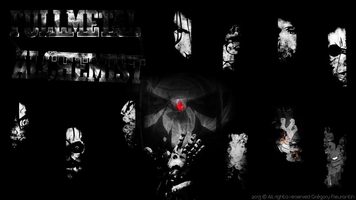 Fullmetal Alchemist Wallpaper By Mixer3d