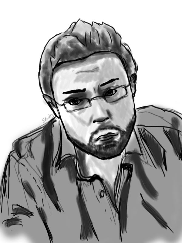 Antoine Daniel - WTC by ErioleTea