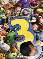 Demarcus with Toy Story 3 by jekeri