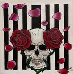 Skull N Roses #2
