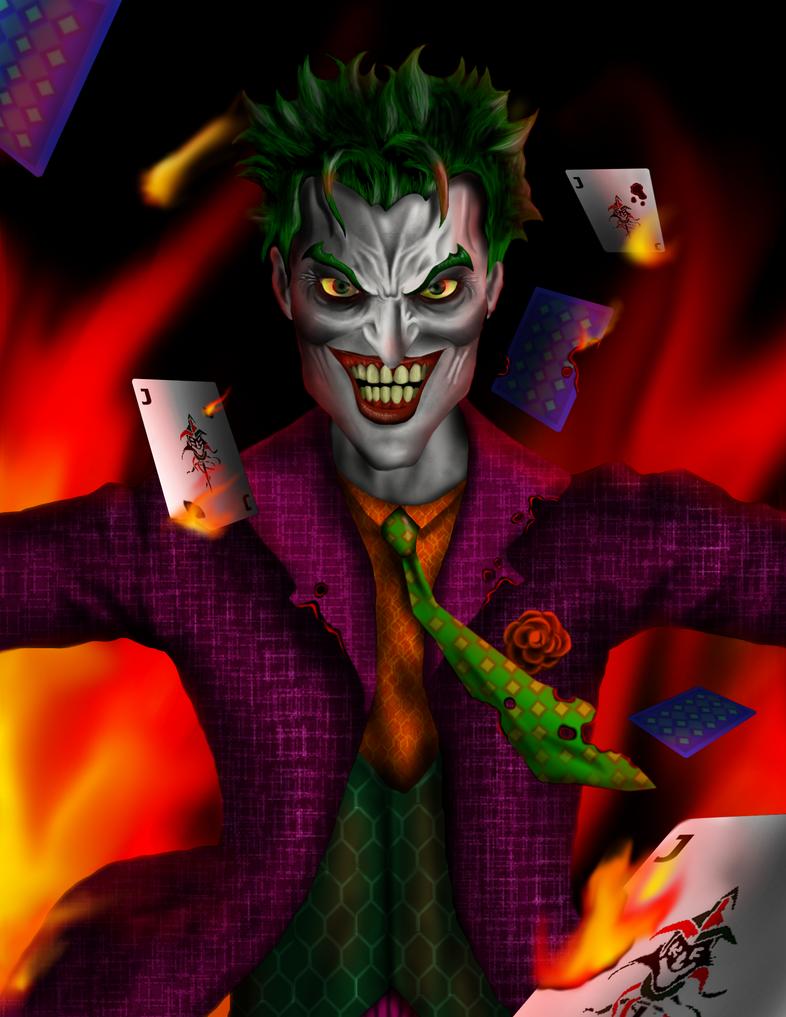 Joker by DoubtSide