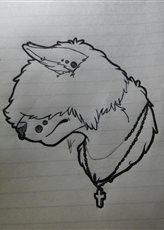 Kaden Ink WIP by RyanCosplay