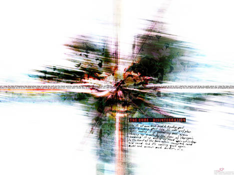 Disintegration-THECURE-tribute