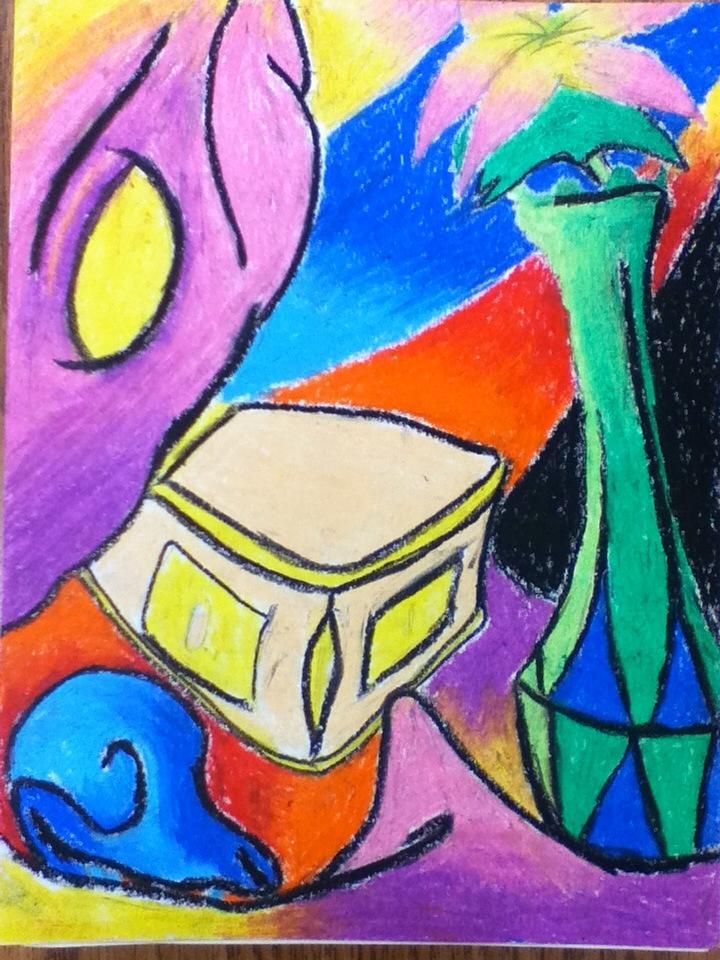 Abstract Still LIfe by 1Master-Shake