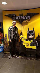 With Batman! by Fredderman