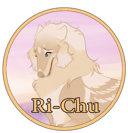 Ri Chu medalion by ShishiNoSeirei