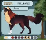 Dotw Fellfang application Sheru