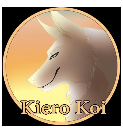 Kiero Koi medalion by ShishiNoSeirei