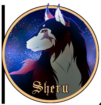 Sheru medalion by ShishiNoSeirei